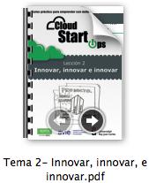 Emprende en Internet - Tema 2 - Innovar, Innovar e Innovar
