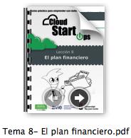 Emprende en Internet - Tema 8 - El Plan Financiero